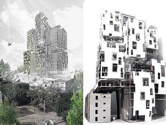 תערוכה תכנון דיור מוזל / צלם: יחצ